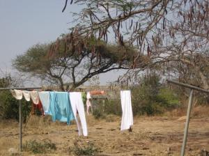 Our village in Tanzania
