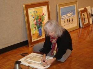 Jessie wiring paintings